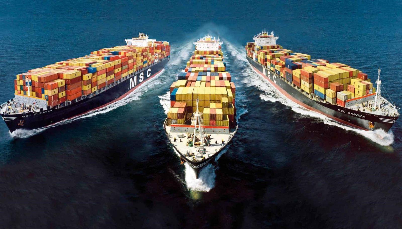 Chuyển hàng từ Châu Âu về Việt Nam bằng đường biển