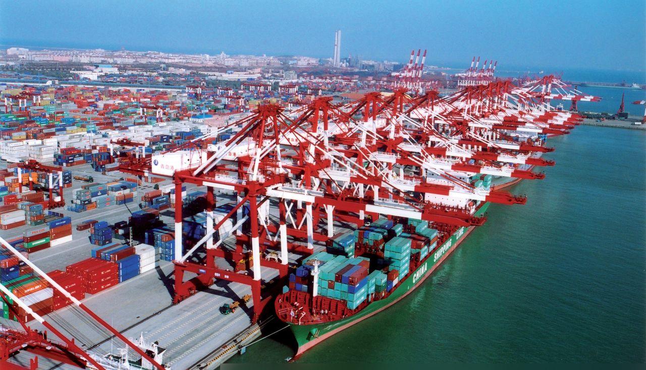 Vận chuyển đường biển Cần Thơ đi Bắc Kinh