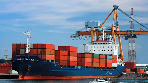 Vận chuyển hàng hóa bằng đường biển (SEA)
